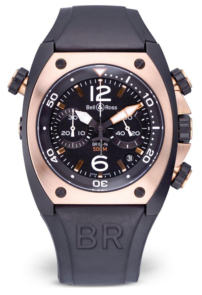 Replica Bell & Ross Marine BR 02-92